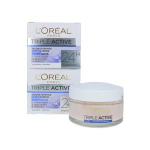 Triple Active 24H Nachtcrème - 50 ml (2 stuks)