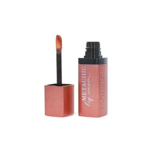 Bourjois Metachic Lip Cream Lipstick - 03 Sun'rose