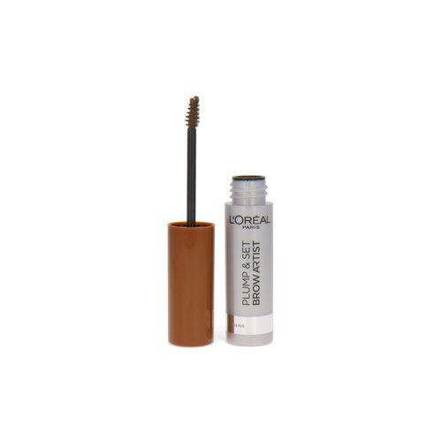 L'Oréal Brow Artist Plump & Set Wenkbrauwgel - 105 Brunette