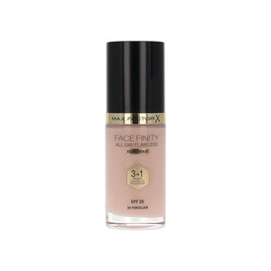 Facefinity All Day Flawless 3 in 1 Flexi Hold Foundation - 30 Porcelain