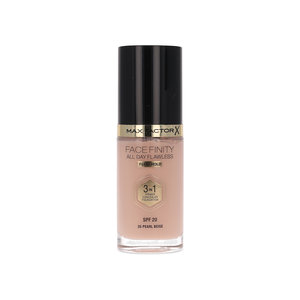 Facefinity All Day Flawless 3 in 1 Flexi Hold Foundation - 35 Pearl Beige