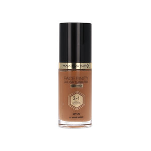Facefinity All Day Flawless 3 in 1 Flexi Hold Foundation - 91 Warm Amber