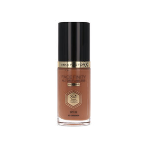 Facefinity All Day Flawless 3 in 1 Flexi Hold Foundation - 92 Cinnamon