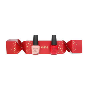 Two Piece Giftset - Big Apple Red-Bubble Bath