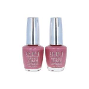 Infinite Shine Nagellak - Not So Bora-Bora-ing Pink