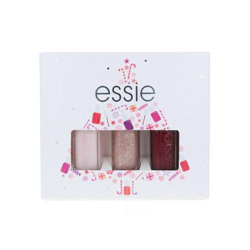 Essie Cadeauset - Thigh High - Buy Me A Cameo - Mademoiselle (set van 3)