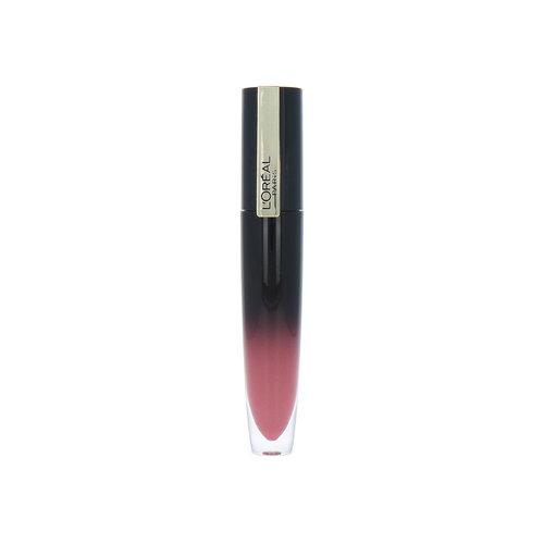 L'Oréal Briljant Signature Liquid Lipstick - 302 Be Outstanding