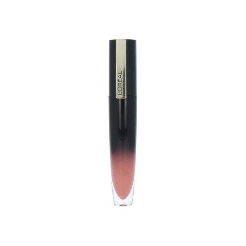 L'Oréal Briljant Signature Liquid Lipstick - 303 Be Independent