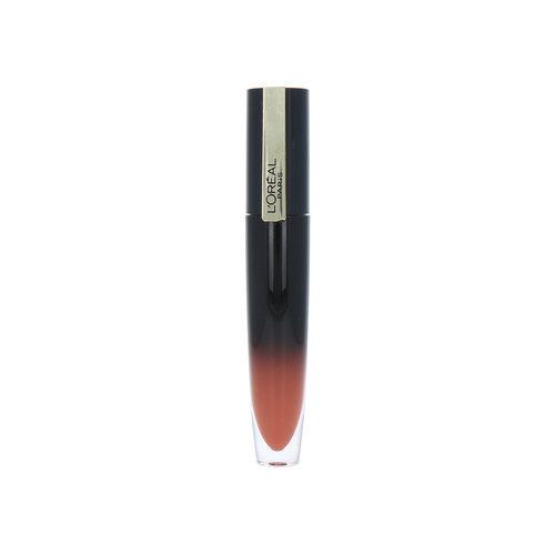 L'Oréal Briljant Signature Liquid Lipstick - 304 Be Unafraid
