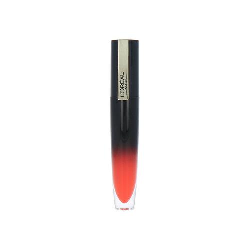 L'Oréal Briljant Signature Liquid Lipstick - 309 Be Impertent