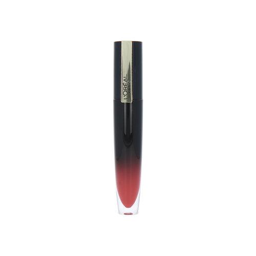 L'Oréal Briljant Signature Liquid Lipstick - 310 Be Uncrompomising