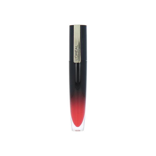 L'Oréal Briljant Signature Liquid Lipstick - 311 Be Briljant