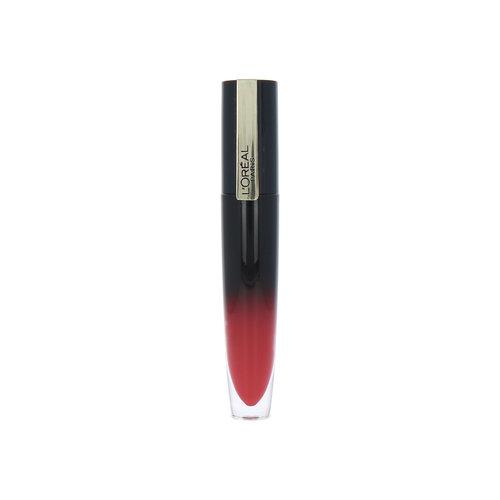 L'Oréal Briljant Signature Liquid Lipstick - 312 Be Powerfull
