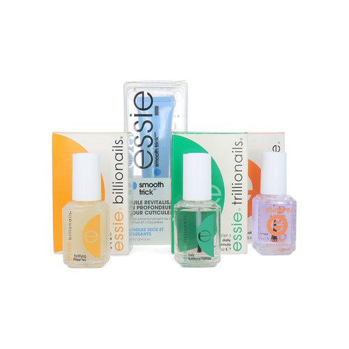 Essie Nagelverzorging - 4 x 15 ml (set van 4)