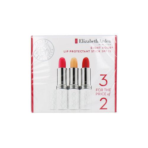Elizabeth Arden Eight Hour Lip Protectant Stick Cadeauset