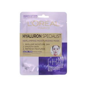 Hyaluron Specialist Replumping Moisturizing Masker