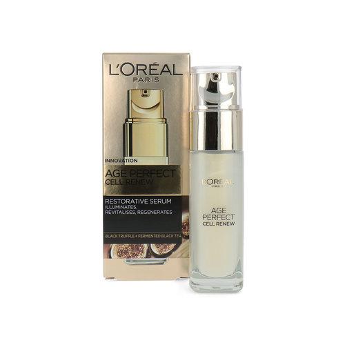 L'Oréal Age Perfect Cell Renew Restorative Serum