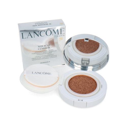 Lancôme Miracle Cushion Compact Foundation - 420 Bisque N