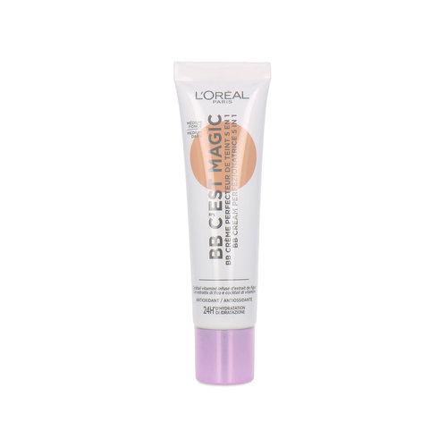 L'Oréal C'est Magic BB Cream - Medium/Dark