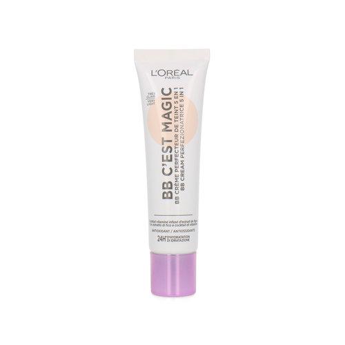 L'Oréal C'est Magic BB Cream - Very Light