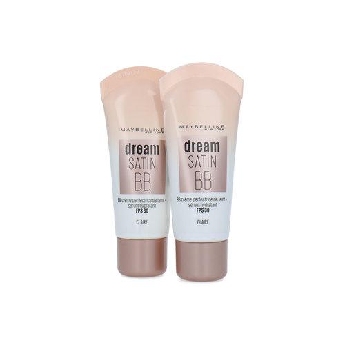 Maybelline Dream Satin BB Cream - Claire (2 stuks)