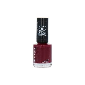 60 Seconds Super Shine Nagellak - 340 Berries And Cream