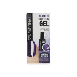 Chrome Express Gel Nagellak - 73068 Purple