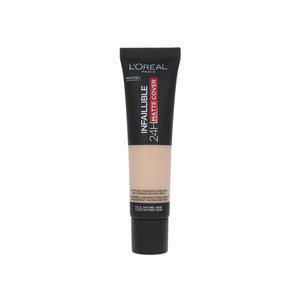 Infallible 24H Matte Cover Foundation - 155 Natural Rose