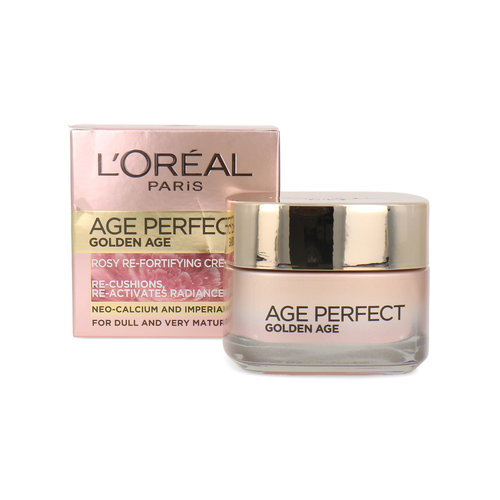 L'Oréal Age Perfect Golden Age Rosy Re-Fortifying Dagcrème
