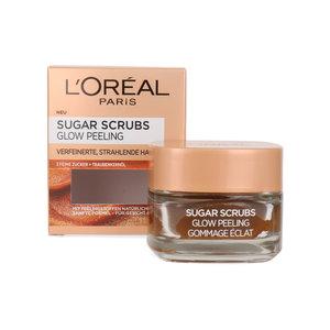Sugar Scrubs Glow Peeling Grapeseed Oil - 50 ml (Duitse versie)