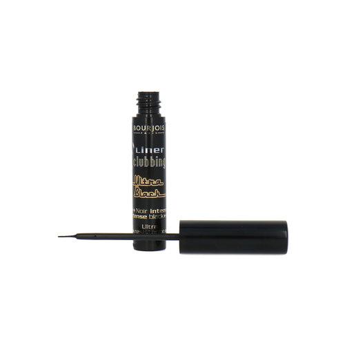 Bourjois Liner Clubbing Liquid Eyeliner - Ultra Black