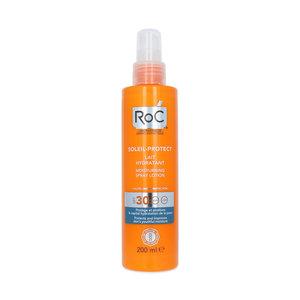 Soleil Protecty Moisturising Lotion Zonnebrand Spray - 200 ml (SPF 30)