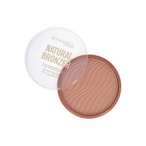 Natural Bronzer Ultra-Fine Bronzing Powder - 001 Sunlight