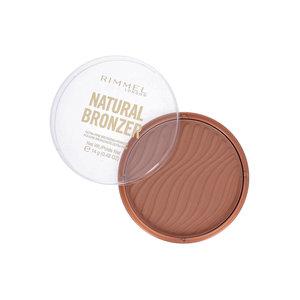 Natural Bronzer Ultra-Fine Bronzing Powder - 002 Sunbronze