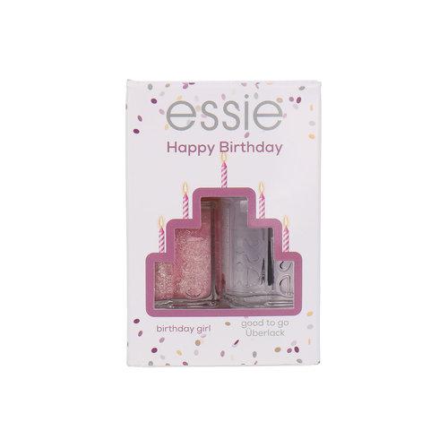 Essie Cadeauset - Happy Birthday