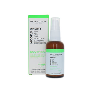 Angry Mood Soothing Skin Booster - 50 ml