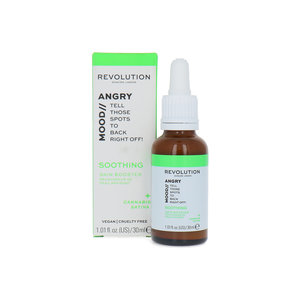 Angry Mood Soothing Skin Booster - 30 ml