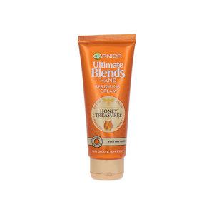 Ultimate Blends Hand Restoring Cream 75 ml - Honey Treasures (Voor zeer droge handen)