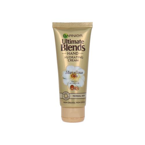 Garnier Ultimate Blends Hand Hydrating Cream 75 ml - Marvellous Oils (Voor normale huid)