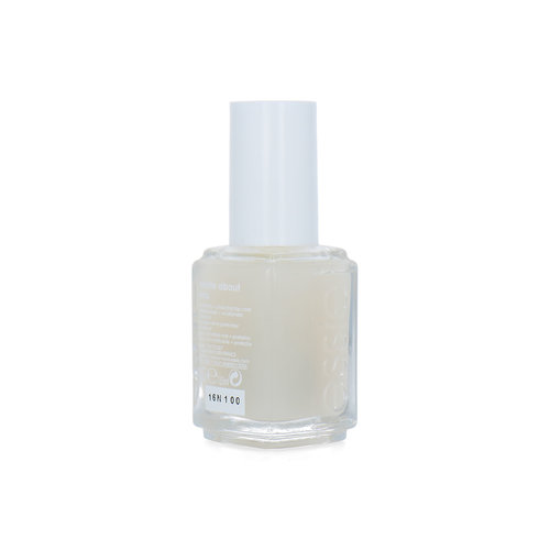 Essie Matte About You Topcoat - Matte