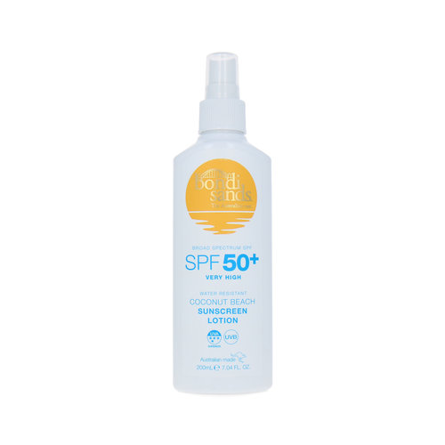 Bondi Sands Broad Spectrum Zonnebrand Spray - 200 ml (SPF 50+)