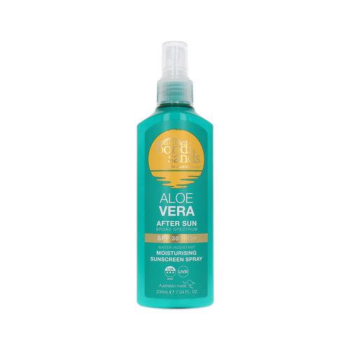 Bondi Sands Broad Spectrum Aloe Vera Aftersun-Suncreen Lotion - 200 ml (SPF 30)