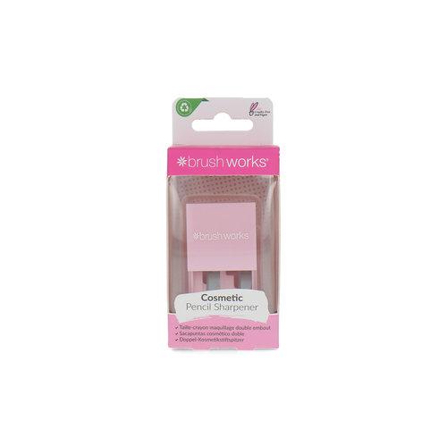 Brushworks Beauty Puntenslijper - Pink