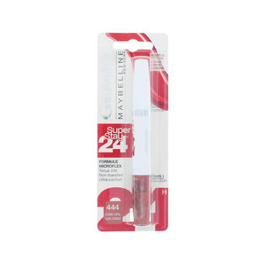 SuperStay 24H Lipstick - 444 Cosmic Coral
