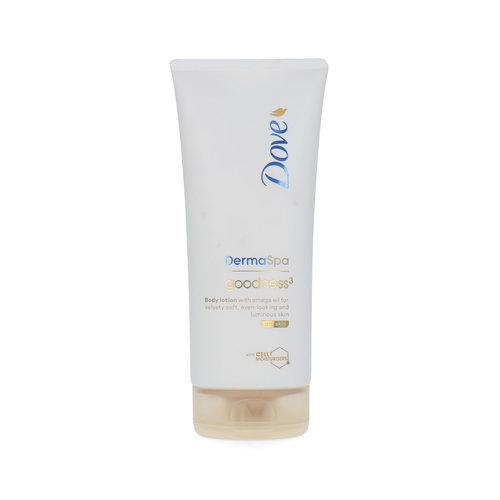 Dove DermaSpa Goodness 3 Body Lotion - 200 ml (voor droge huid)