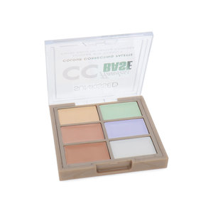 CC Flawless CC Base Colour Correcting Palette