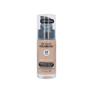 Colorstay Matte Finish Foundation - 300 Golden Beige (Oily Skin)