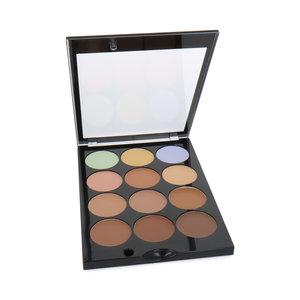 Correct & Conceal Palette - Warm (doosje met krasjes)