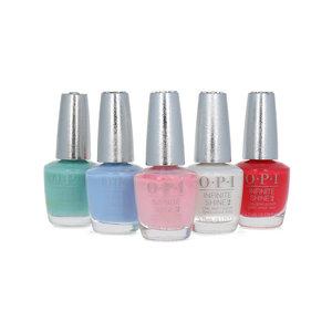 Set T Infinite Shine Mini Nagellak (5 kleuren)