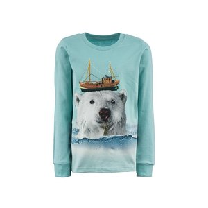 Stones and bones Longsleeve 'tougher' polar boat